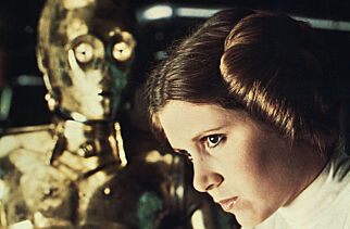 image: Slik påvirkes «Star Wars»-filmene av Carrie Fishers død