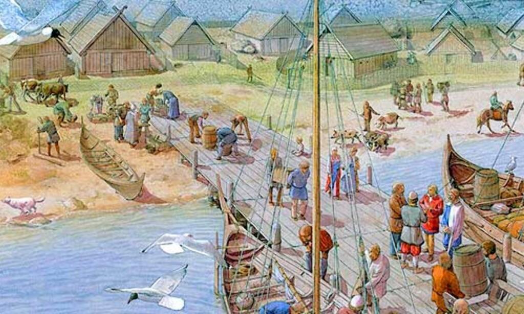 image: Ottar fortalte om det ukjente «Norge»