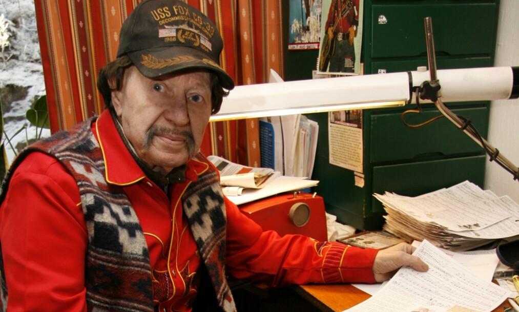 <strong>DØD:</strong> Arnie Norse er gått bort, 91 år gammel. Norse er blant annet kjent fra flere TV-opptredener og egenproduserte kassettutgivelser.&nbsp;