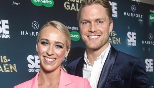 Katarina Flatland om bryllupet: - Må utsettes til 2018