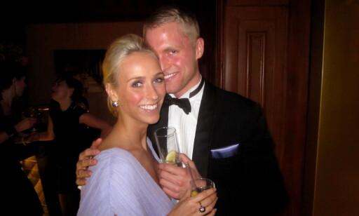 SAMMEN SIDEN 2011: Katarina Flatland, her sammen med sin da nye kjæreste, Harald Dobloug.  Foto: Øistein Norum Monsen / DAGBLADET