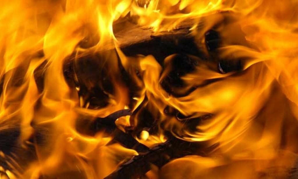 VARM KJÆRLIGHET: -Utrolig nok hevder von Achen at helvete er et eksempel på Guds kjærlighet, skriver artikkelforfatterne. Illustrasjonsfoto: SXC.com