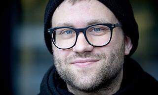 Stefan Heggelund. Foto: Bjørn Langsem / Dagbladet