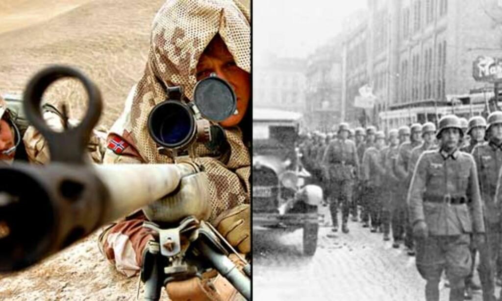 image: - Mer brutalt enn naziokkupasjonen av Norge