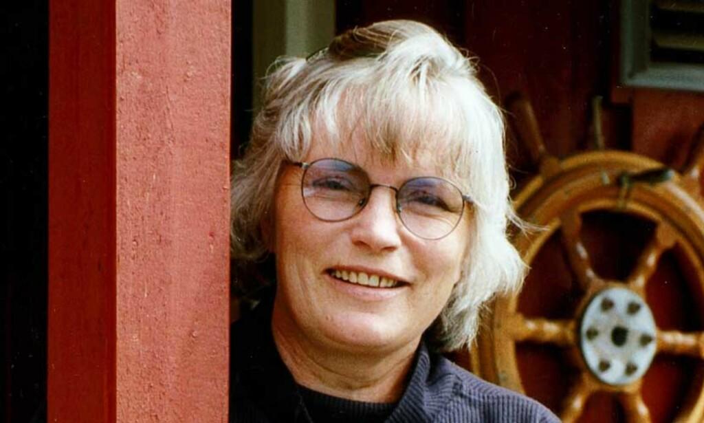 Margrete Robsam har kun regissert én film, «Begynnelsen på en historie», fra 1988. Bildet er fra 1993. Foto: Dagbladets billedarkiv