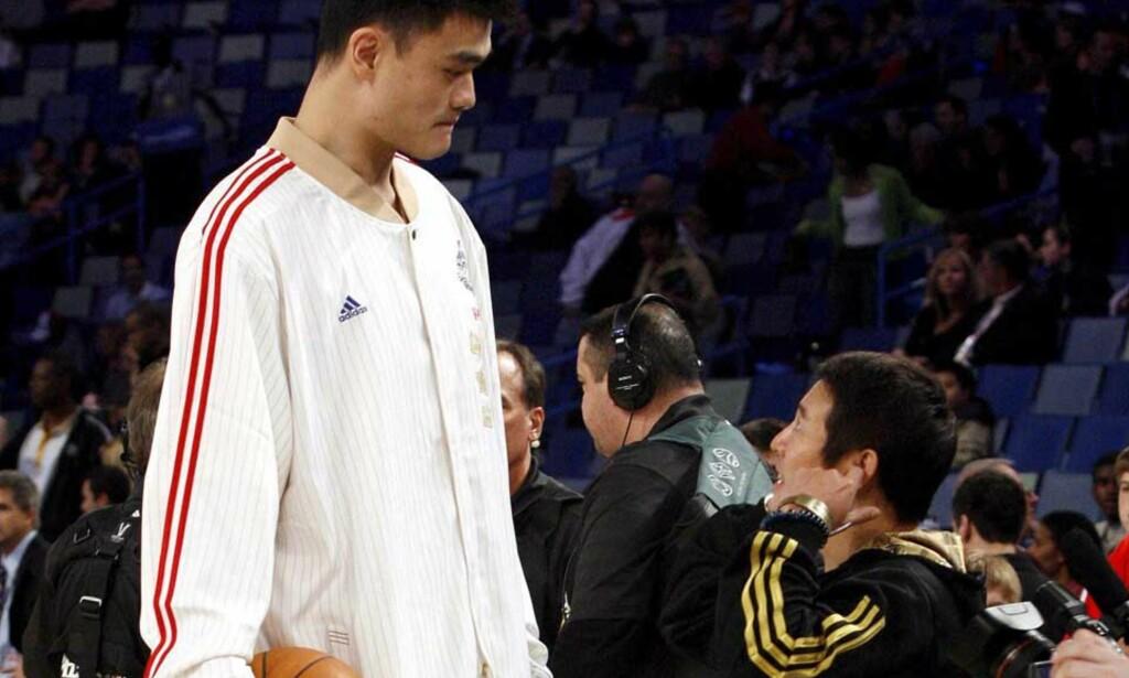 Du store kineser, nå blir det OL - Dagbladet