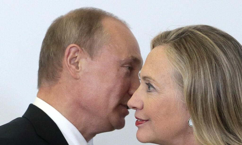 image: - En personlig feide mellom meg og Putin