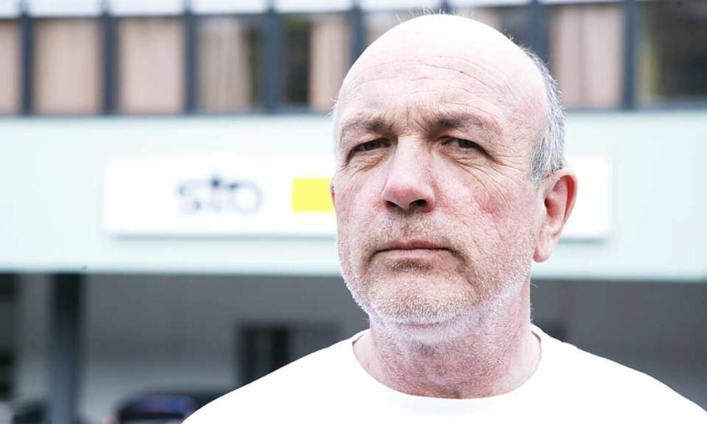 LOGISTIKKSJEF: Reidar Norddølum og Sto Norge har brukt testen siden 1995. Foto: Steinar Buholm/Dagbladet