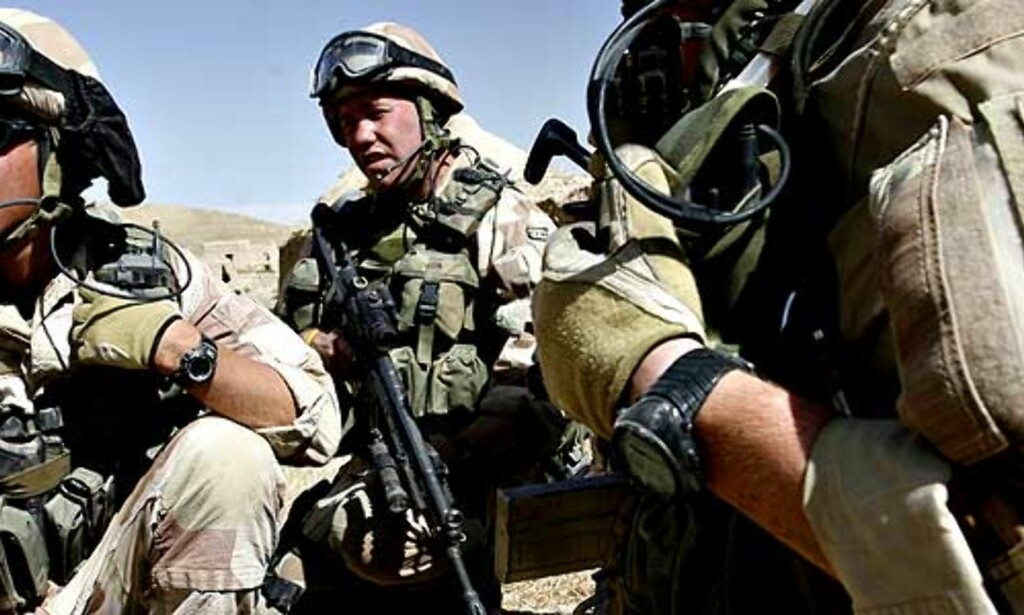 image: Norsk miljøammo livsfarlig for soldatene