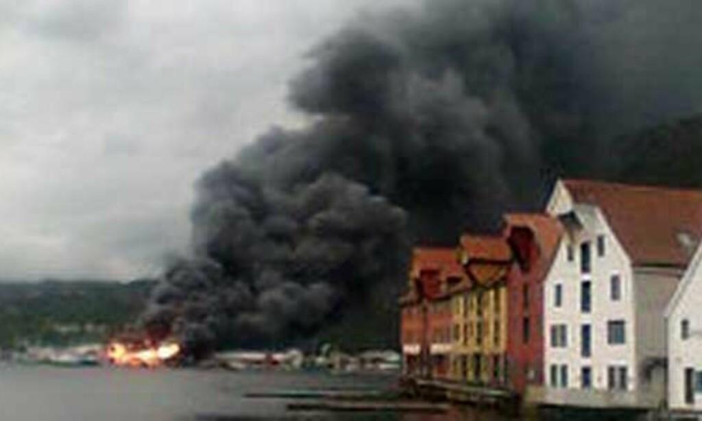 image: Politiet fryktet eksplosjon i Bergen