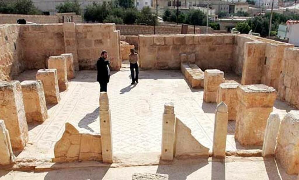 image: Arkeologer tror de har funnet verdens eldste kirke