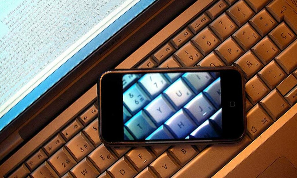 EN DATAPLATTFORM: iPhone er ikke en telefon, men en håndholdt dataplattform du også kan ringe med, skriver Dagbladet.nos kommentator. Foto: Edans. Publisert under en Creative Commons Navngivelse 3.0-lisens.
