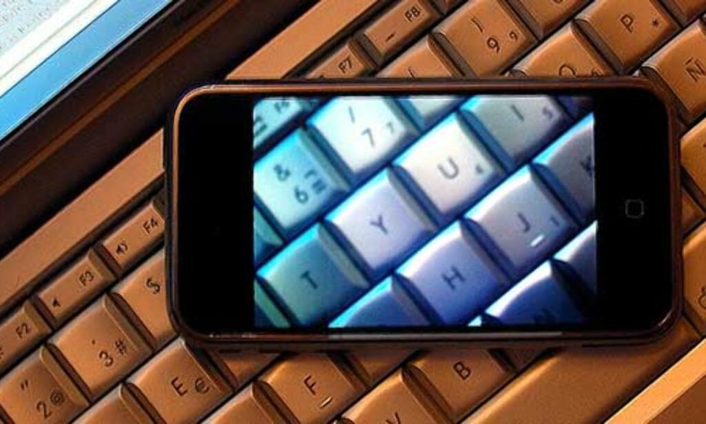 image: Dette er ikke en telefon
