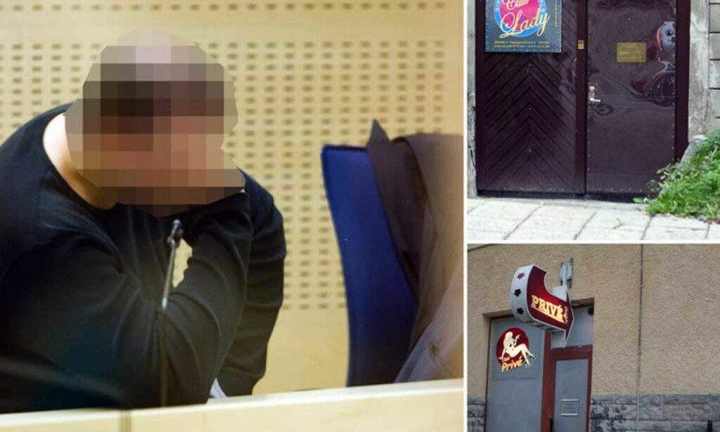 ET TILBUD HAN IKKE KUNNE TAKKE NEI TIL: Den 41 år gamle politimannen fikk en dag tilbud om å kjøpe seg inn i to strippeklubber for 200 000 svenske kroner. Det gjorde han. Foto: Expressen