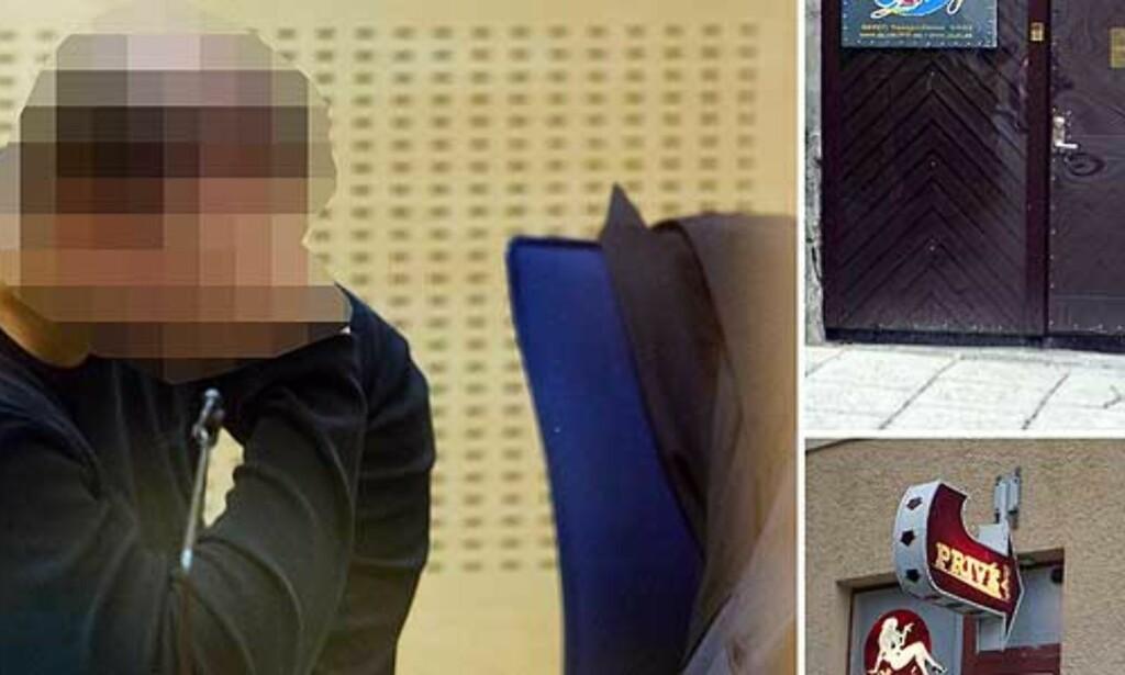 image: Politimann (41) skiftet jobb til strippeklubb-eier