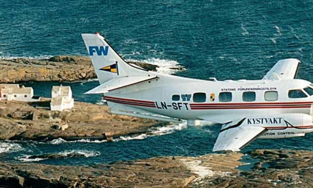 image: - Må konkludere med at flyet har styrtet