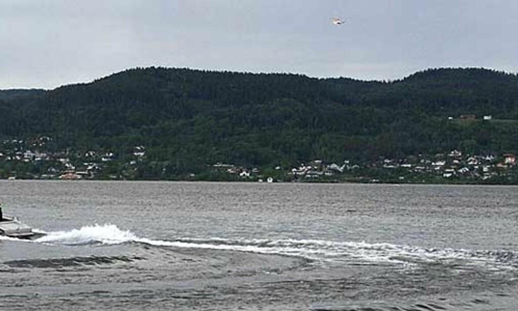 image: Småflystyrt var falsk alarm