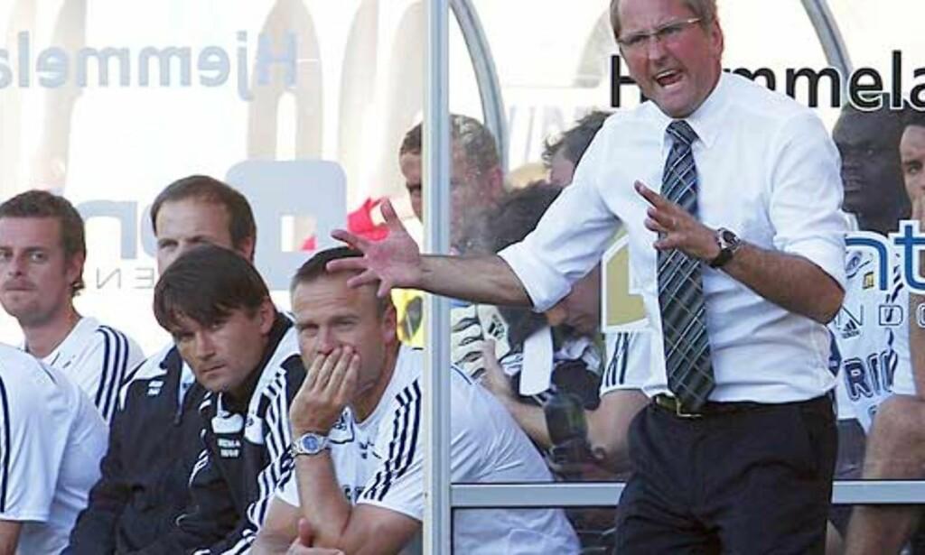 image: RBK-gutta takker Hamrén for poengene