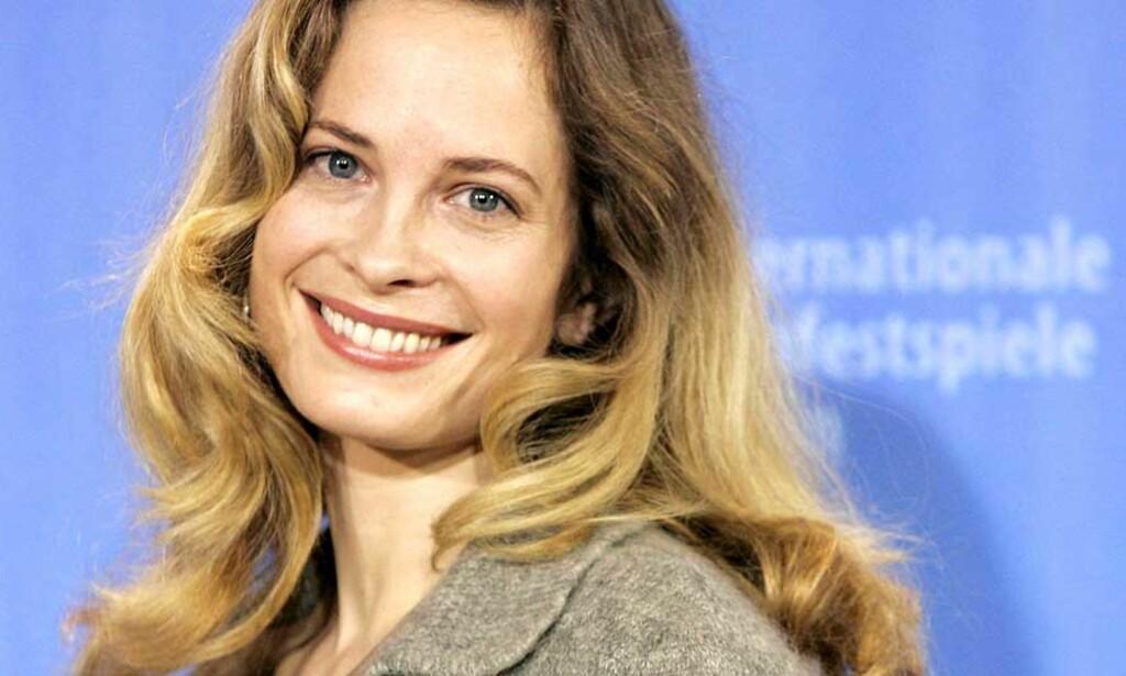 PREMIERE TIL HØSTEN: Maria Bonnevie spiller i Ibsen-stykke Brand på Nationaltheateret. Foto: SCANPIX/EPA/JOERG CARSTENS