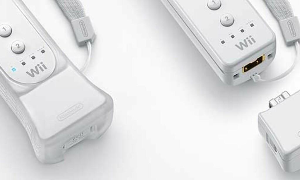 image: Mer nøyaktighet på Wii