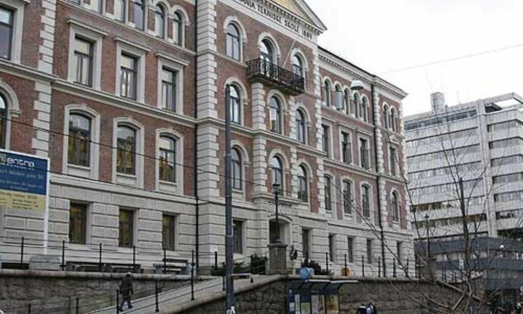 image: John Bauer-gymnaset i Oslo konkurs