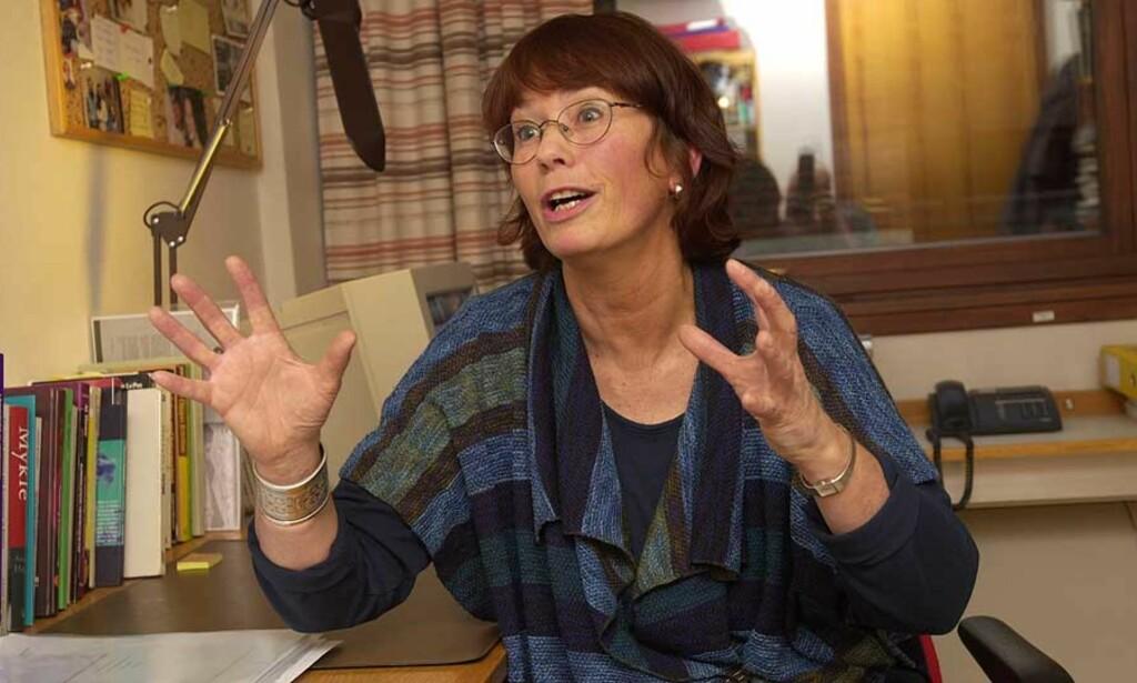 AVSLØRENDE: Integrering handler like mye om «oss» som om «dem», mente Marianne Gullestad, og rettet forskerblikket mot majoriteten i det norske samfunnet. Foto: LARS EIVIND BONES