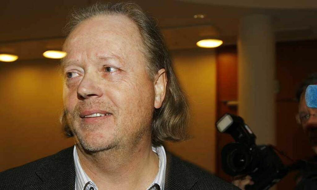 SELGER SEG UT: Atle Brynestad har vært investor i Lyn i en årrekke. Men nå er det slutt. Foto: TERJE BENDIKSBY/SCANPIX