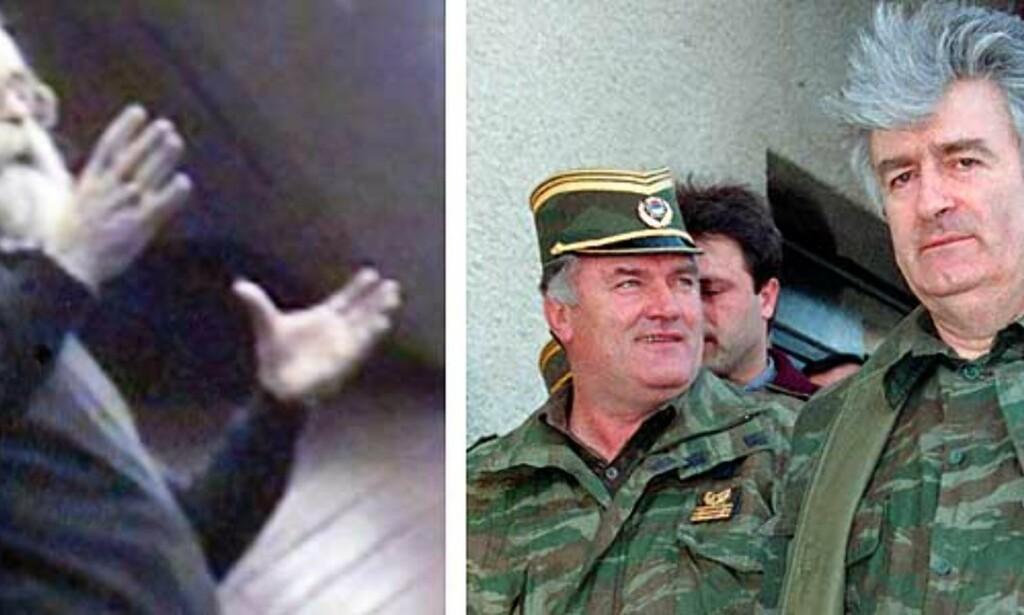 image: Derfor ble Karadzic arrestert