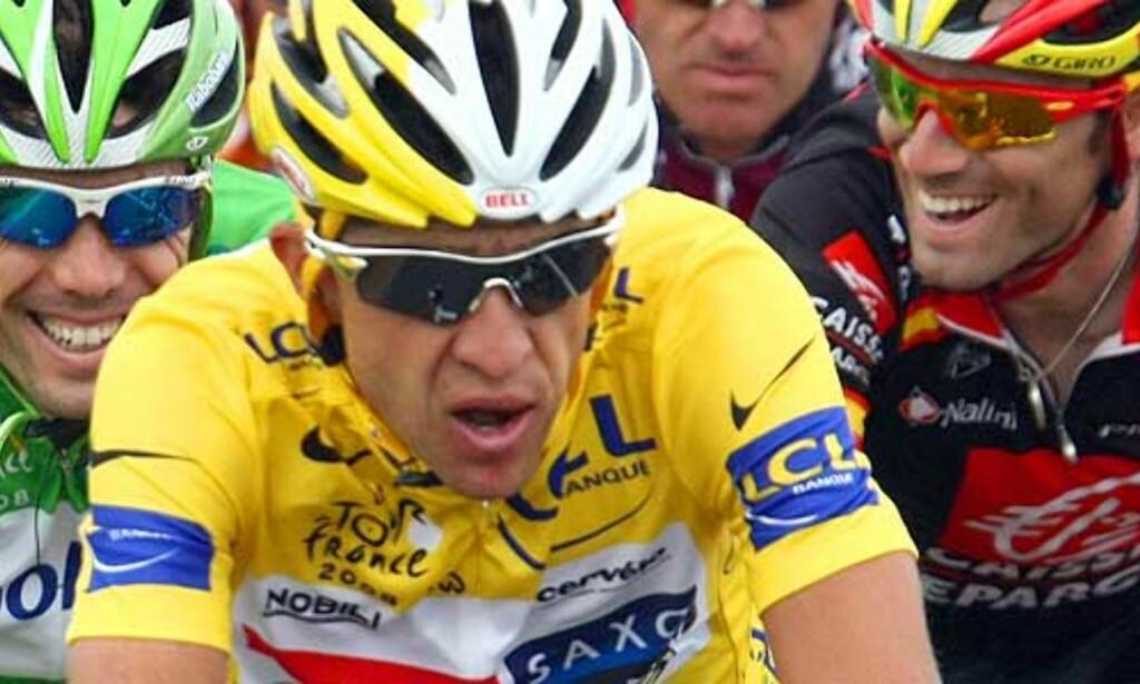image: Sastre har vunnet Tour de France