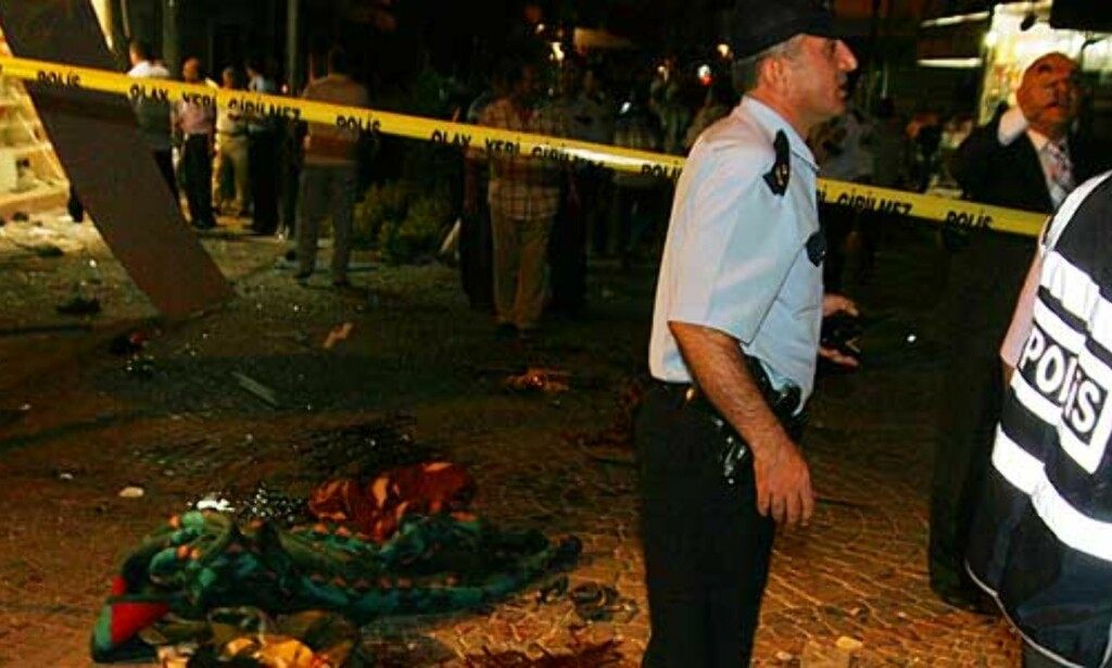 image: Minst 14 drept i Tyrkia