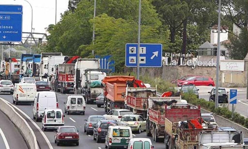 image: Vil senke fartsgrensene for å spare oljepenger