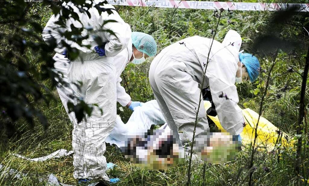 MISHANDLET: Tre menn er arrestert etter drapet på 24-åringen. Foto: John Terje Pedersen/Dagbladet