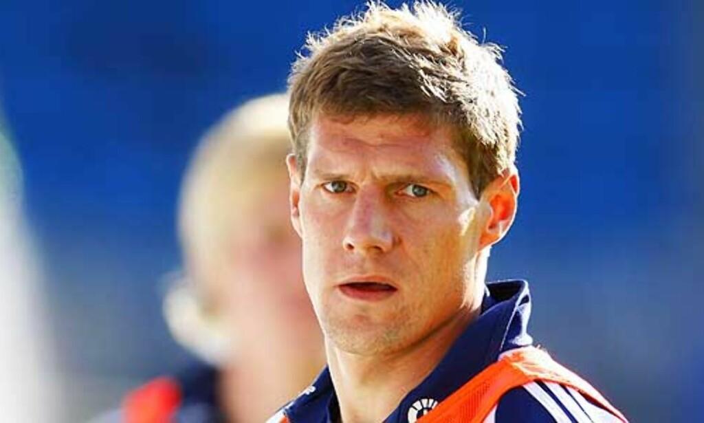 image: Velicka tar skylden for Rangers-flause