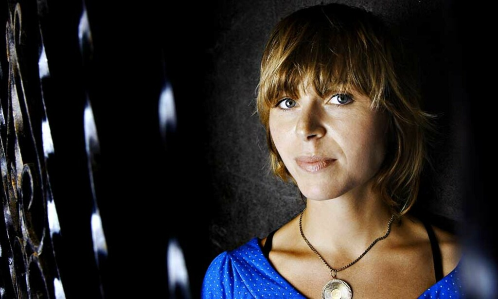 KRITIKERYNDLING: Hilde Marie Kjersems (27) plate er full av selvmotsigelser og avstikkere, som Alices reise i eventyrland. Foto: FRANK KARLSEN
