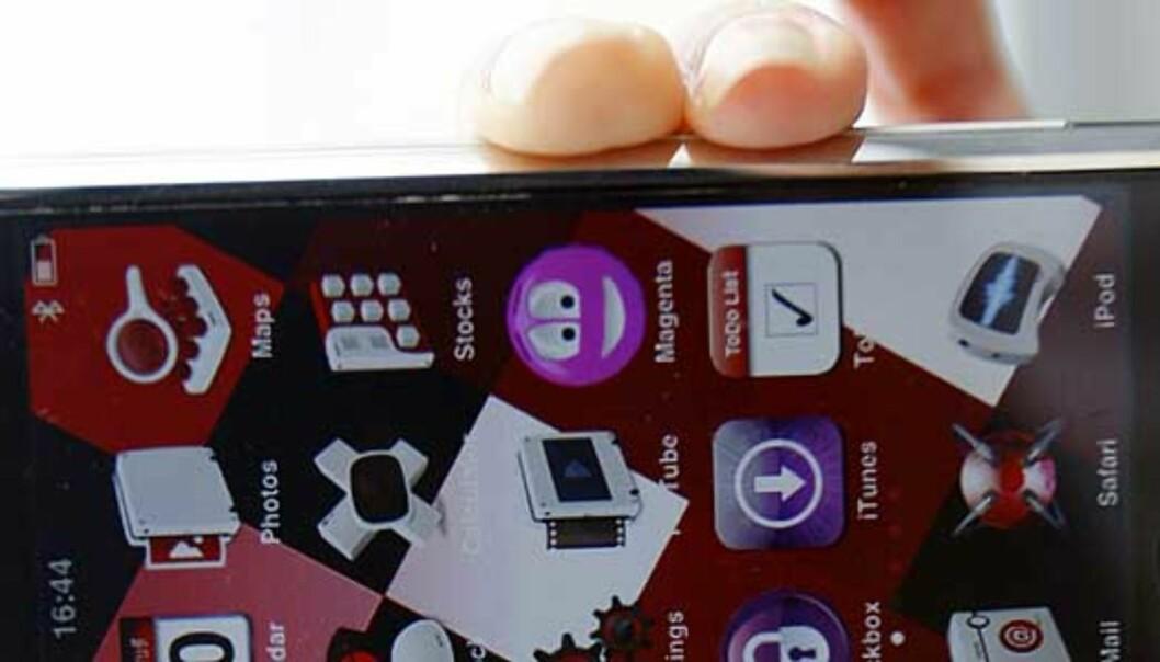Jobs innrømmer at iPhone har kill-knapp
