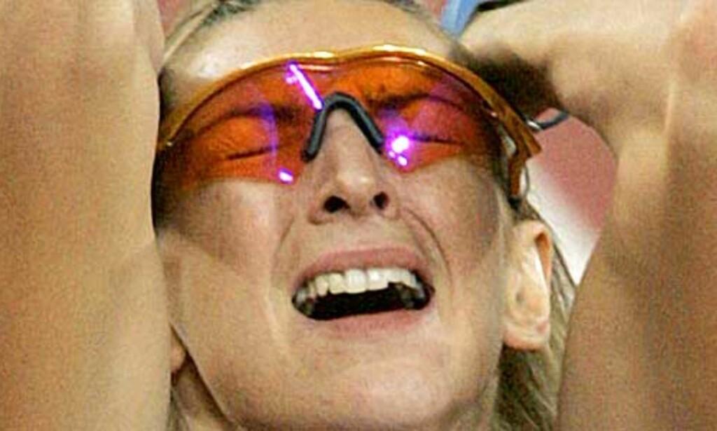 image: Gresk hekkeløper dopingtatt