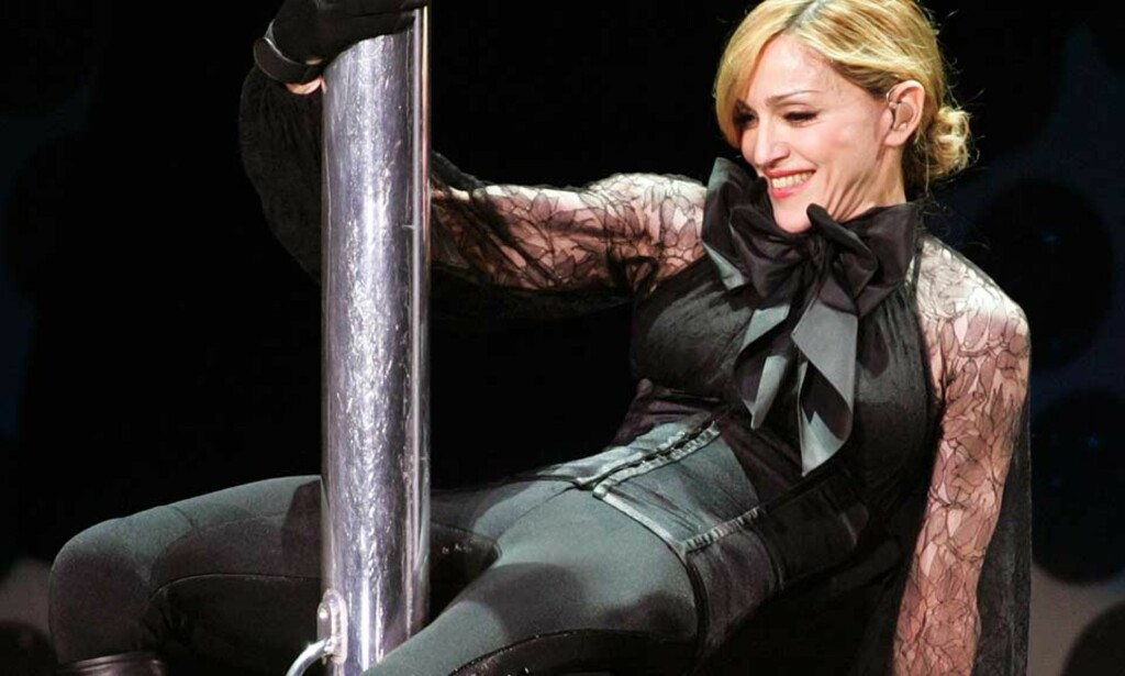 FEMINISTIKON: Madonna behersker å være både subjekt og objekt i eget liv, skriver sexolog Kristin Spitznogle. Foto: ITSUO INOUYE/AP/SCANPIX
