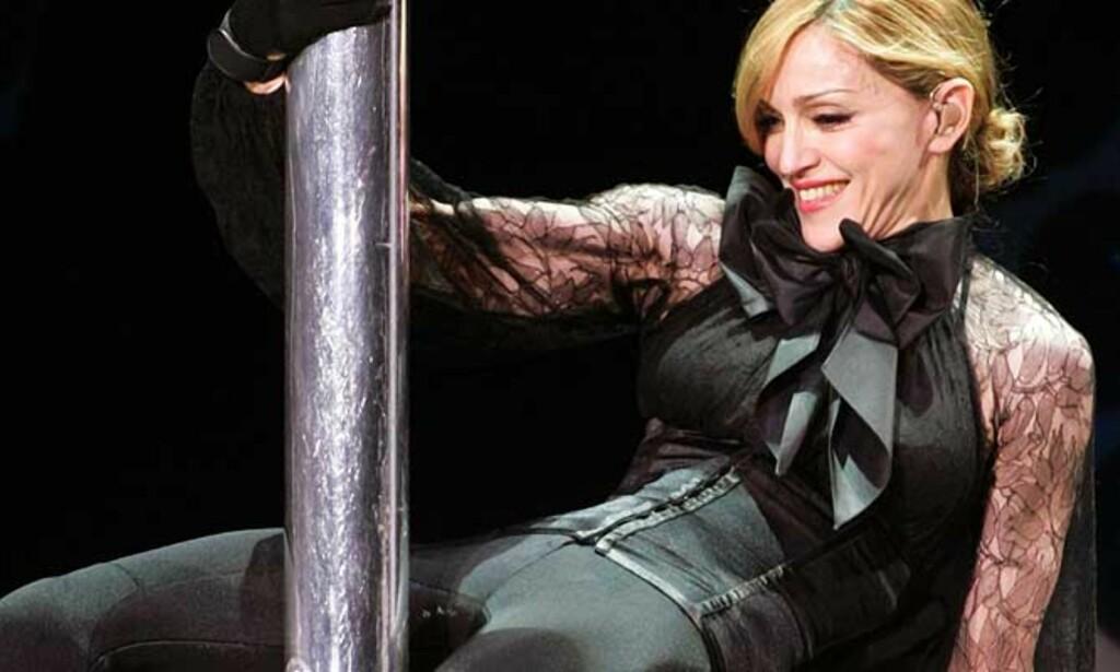image: Hore og Madonna