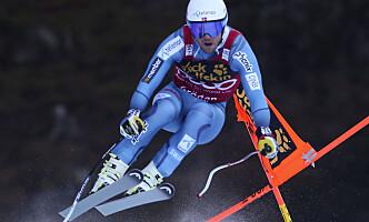 IKKE DAGEN: Kjetil Jansrud har herjet i fartsdisiplinene denne sesongen, men i dag var ikke hans dag. Foto: NTB Scanpix