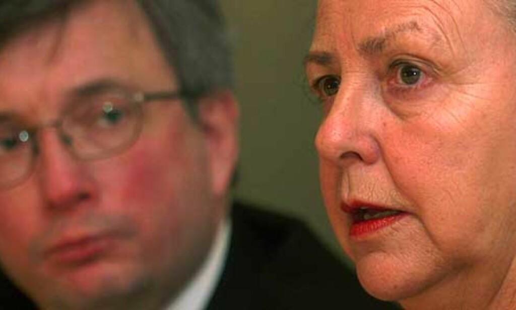 KLAR BESKJED: Grete Knudsen, som var stortingsrepresentant for Arbeiderpartiet fra 1981 til 2001, mener beskjeden hun fikk fra Stortinget ikke var til å misforstå. FOTO: MORTEN HOLM/ SCANPIX