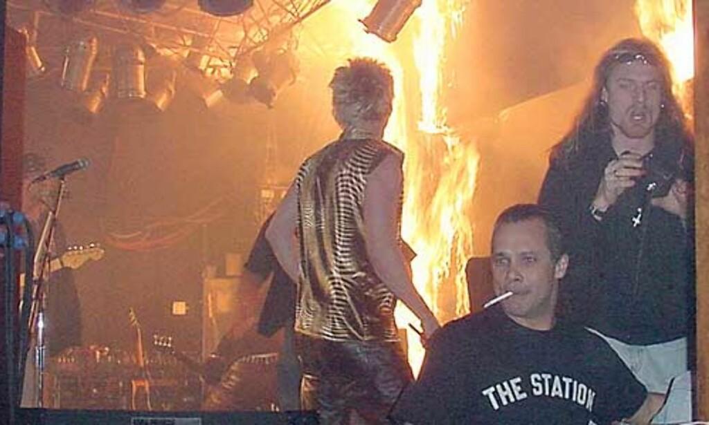 image: Pyroshowet tok livet av 100 mennesker på konserten