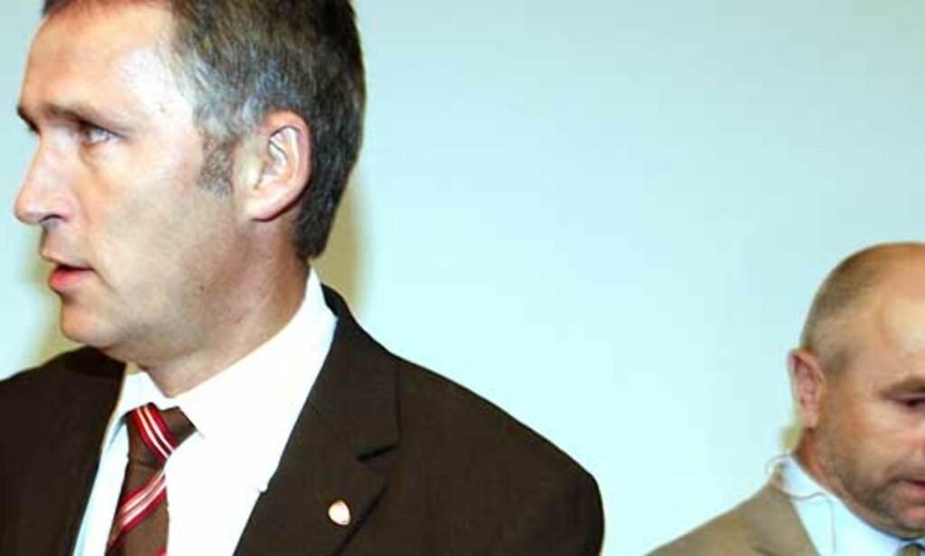 image: Jens strammer inn asylpolitikken