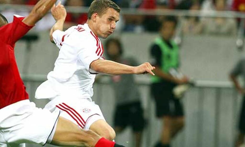 image: - Jeg skulle aldri skrevet under for Bayern