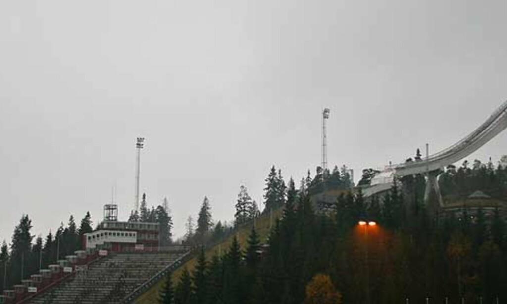 image: Oslo fikk ikke skiskytter-VM