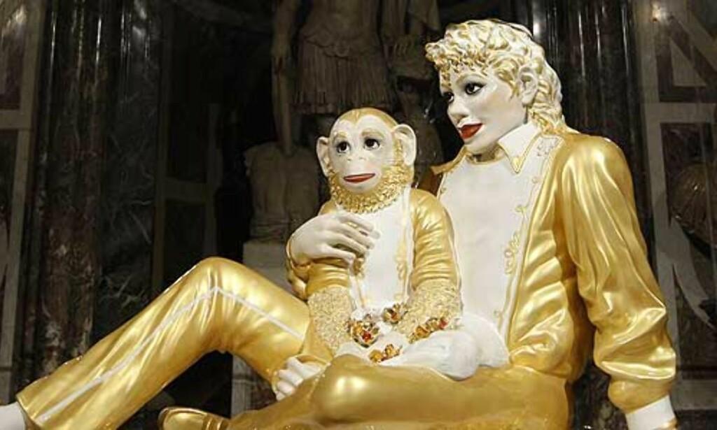 image: «Norske» Jacko på plass i Versailles