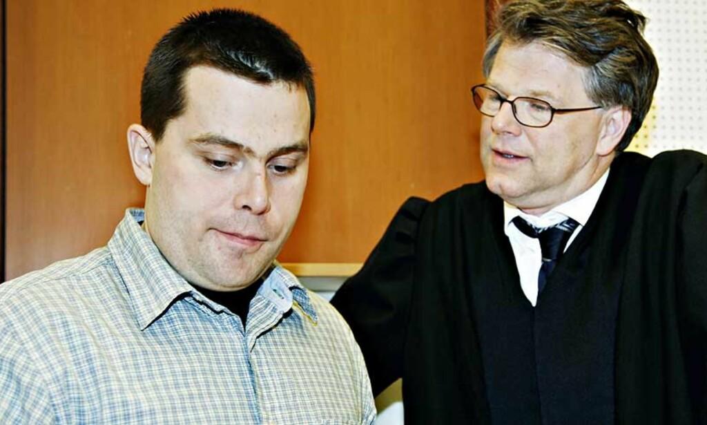 FÅR ERSTATNING: David Toskas samboer får 35.000 kroner for å ha sittet 170 dager i varetektsfengsel. Foto: Nina Hansen, Dagbladet