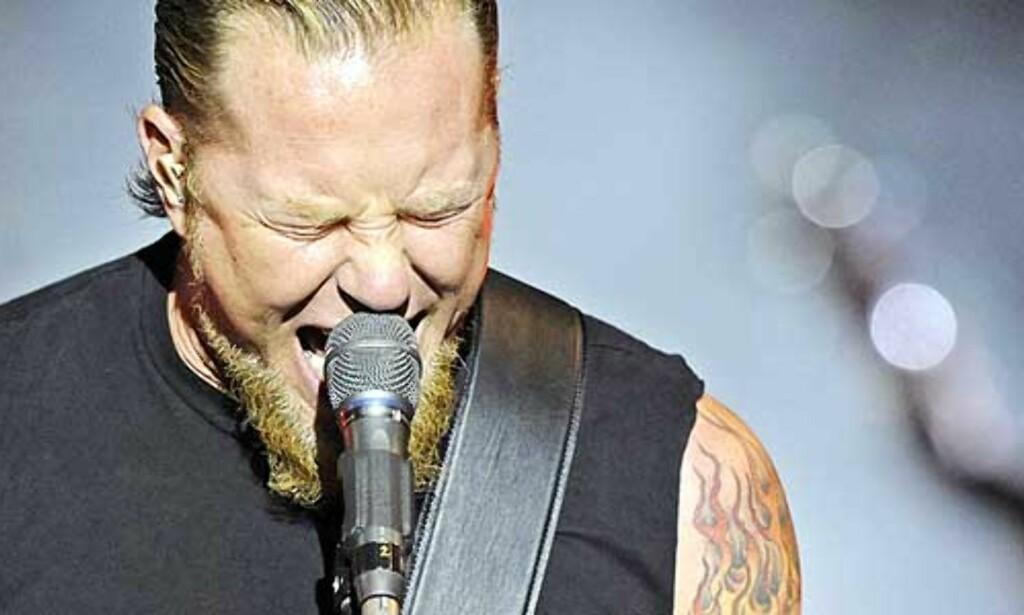 image: Kan Metallica friskmeldes?