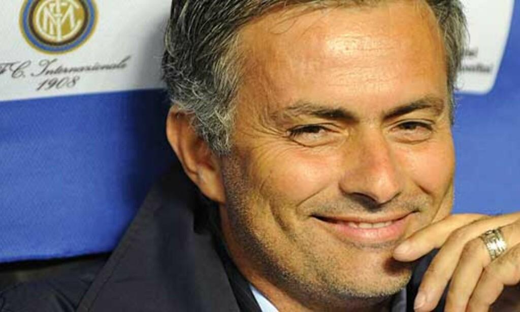 image: Catania-direktør mener Mourinho trenger en på kjeften