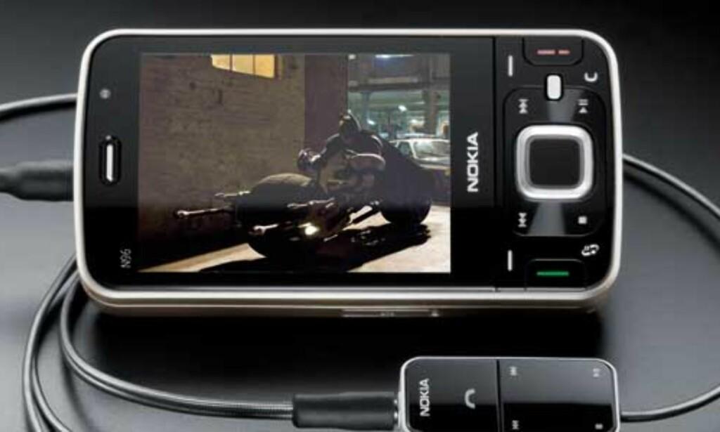 image: Ikke like mye «wow» fra Nokia