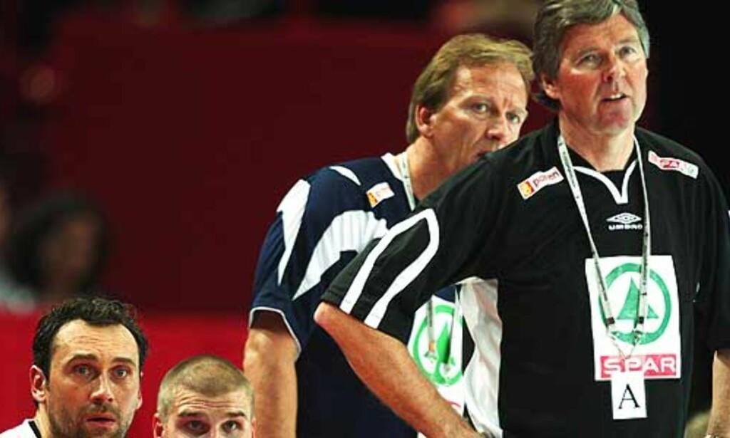image: Pettersen refser håndballforbundet